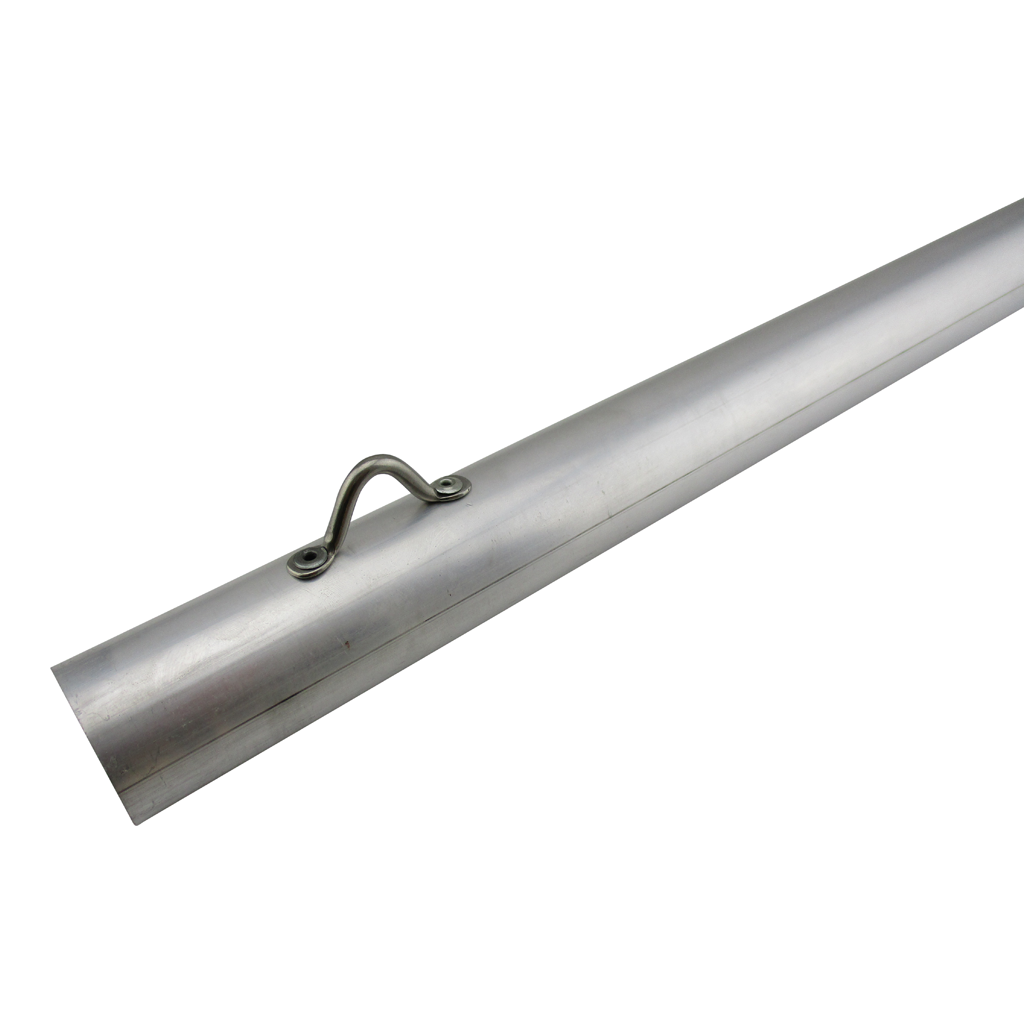 Aluminium Tube With Saddle