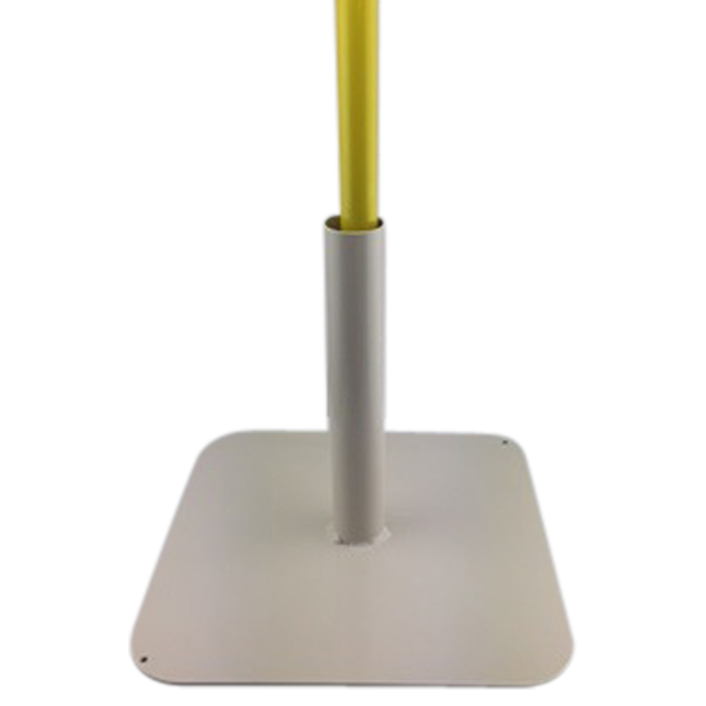 Aluminium Stand with Telescopic Pole
