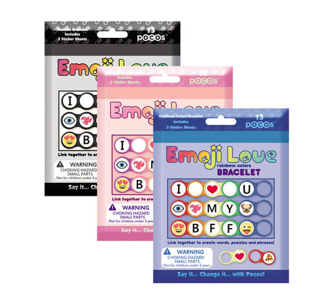 BRACELET KIT 13 POCOS (Links) 90 STICKERS