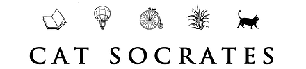 Cat Socrates Logo