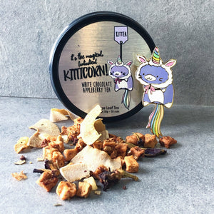 Kitticorn Pin - Kittea
