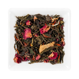 The Li Hua Mao - Seven Secrets Tea Tube - Kittea