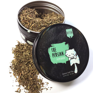 The Persian - Peppermint Tea Tin - Kittea