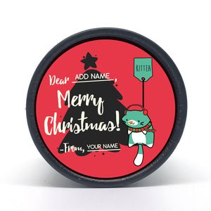 Custom Christmas Tea Tins (Pre-Order) - Kittea