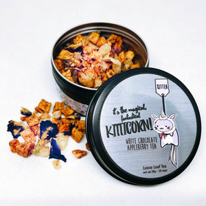 The Kitticorn - White Chocolate Appleberry - Kittea