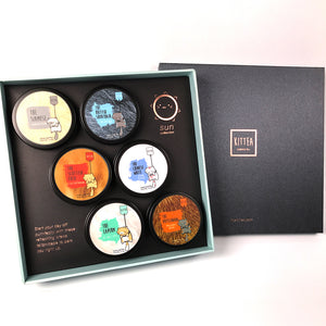 The 6 Pack Gift Box: Sun Collection - Kittea