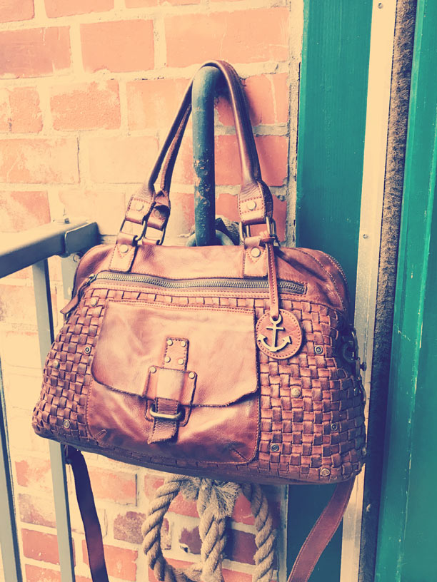 Handtasche Vanja in charming cognac von Harbour 2nd