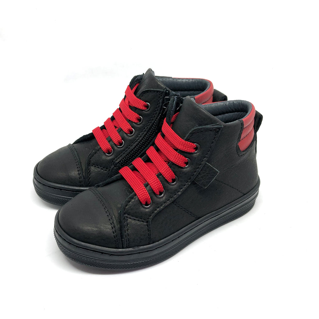 Charlie high top trainers
