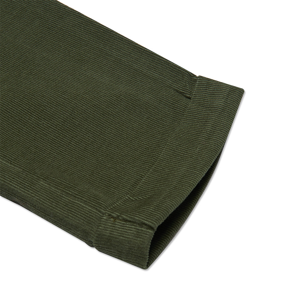 Olive Green Archer Trousers