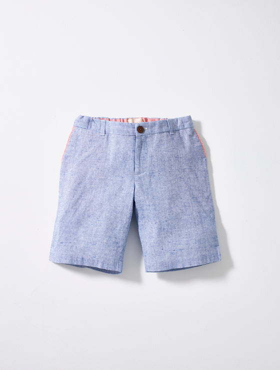Blue Boys Shorts