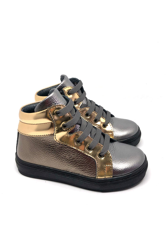 Gracie high top trainers