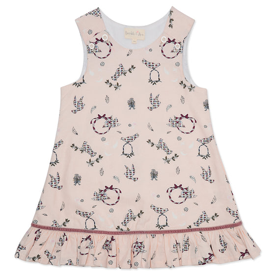 Doves Poppy Pinafore