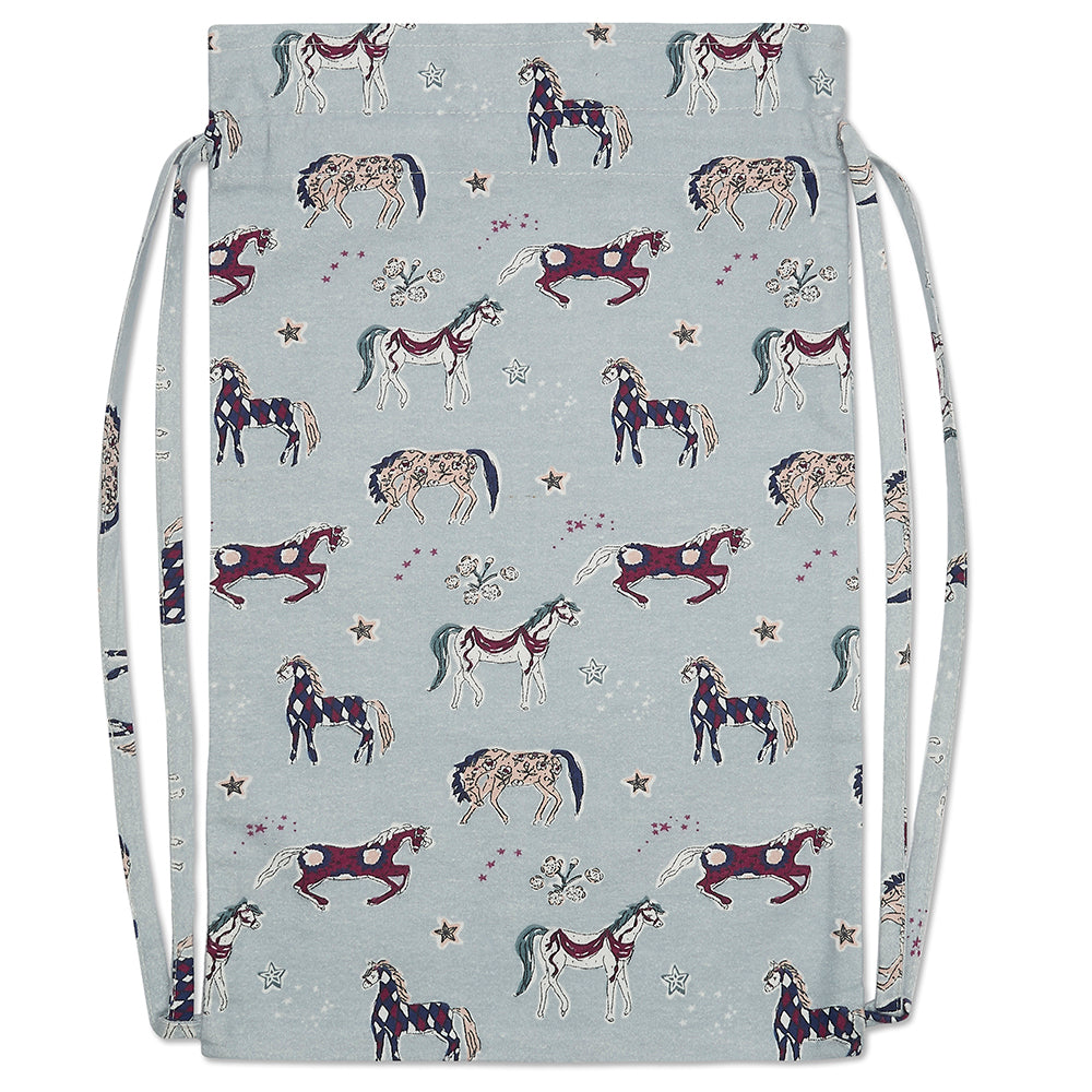 Grey Horse Activity Bag