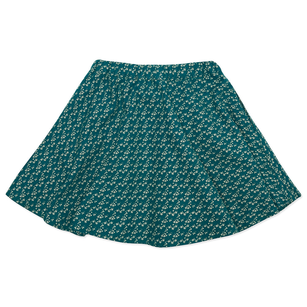 Teal Star Sophia Skirt