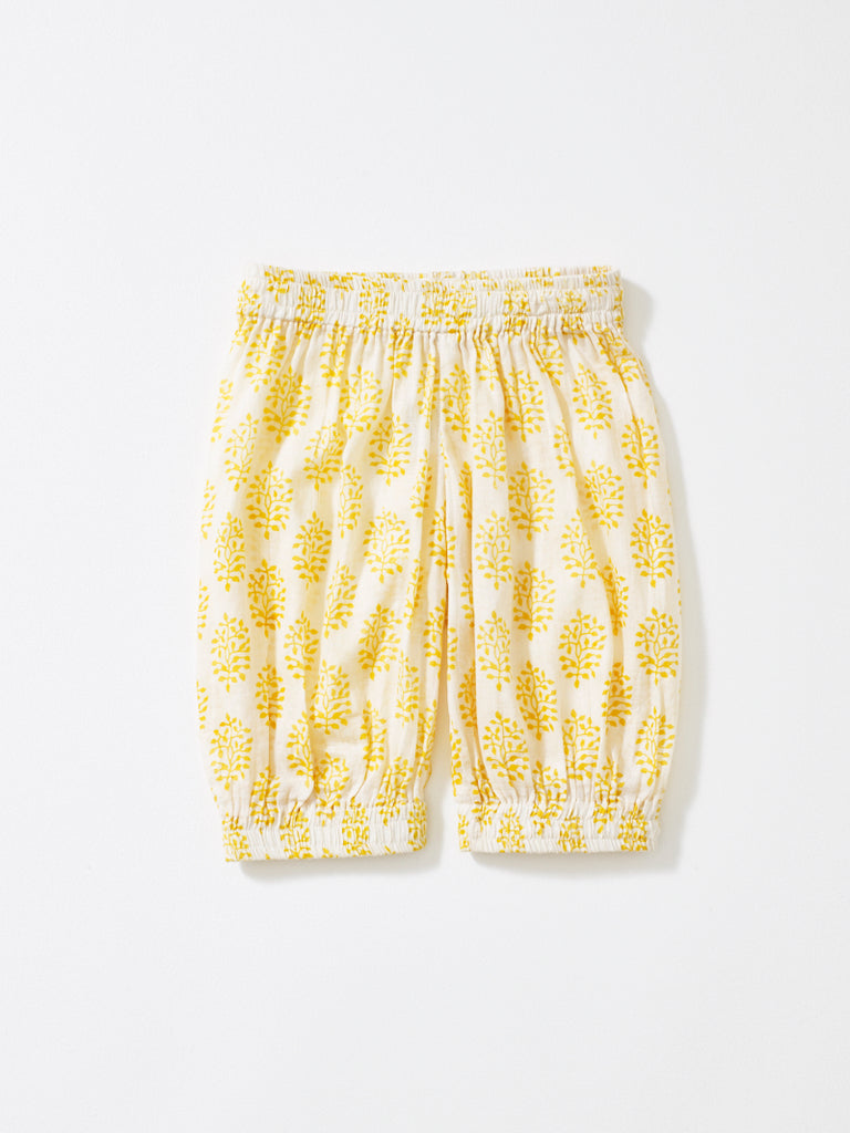 Yellow Pantaloons