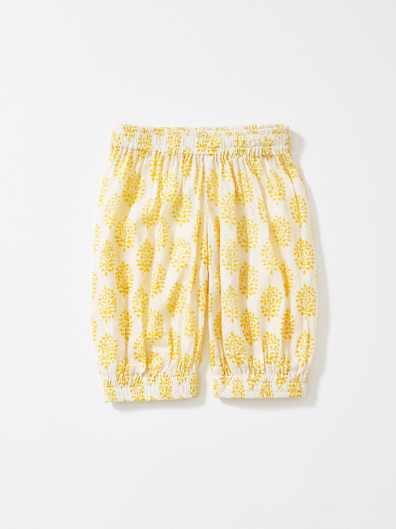 ****SPRING SAMPLE SALE**** Yellow Pantaloons
