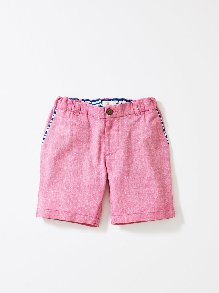 ****BACK IN STOCK***** Pink Boys Shorts