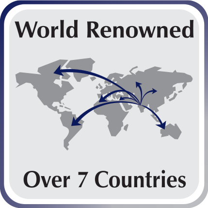 TRUSTED GLOBALLY