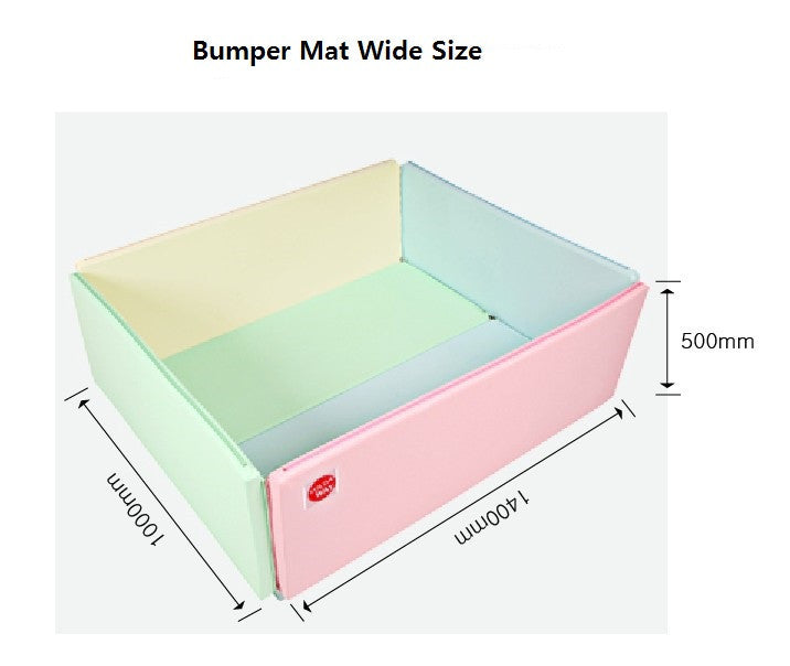baby toddler bumpermat soft baby playpen