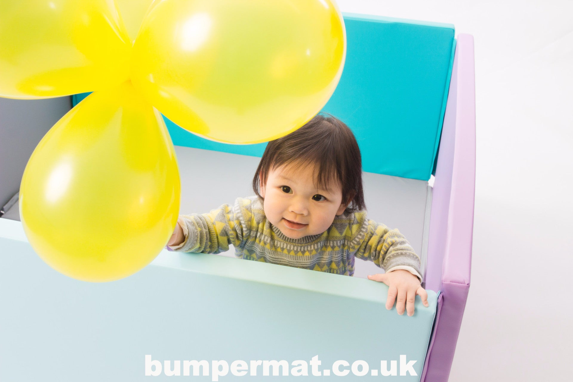 Bumpermat_soft playpen_baby playpen_playmat_play pen_ball pool_ball pit_Foldaway Bumpermat