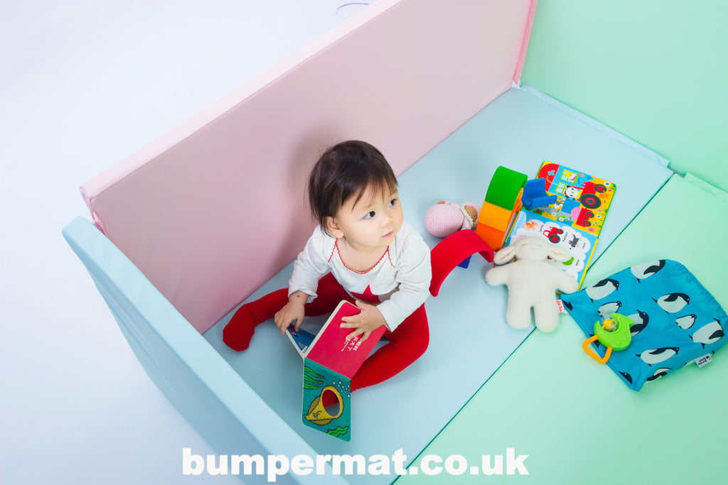 Bumpermat_soft playpen_baby_playpen_playmat_play pen_ball pool_ball pit_Foldaway Bumpermat_Lollipop