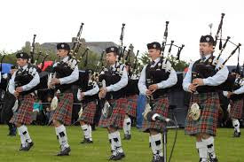 Pipe Band Uniforms - Call for Price