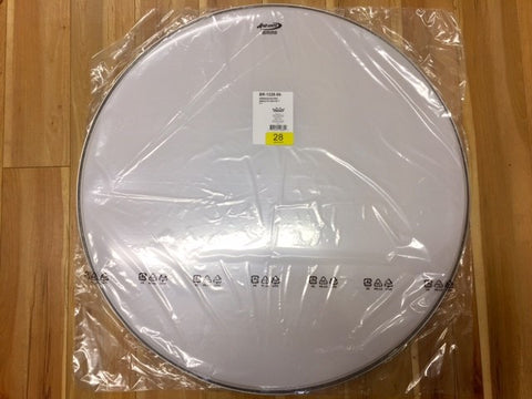 "28"" Remo Bass Drum heads White"