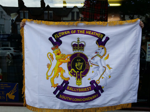 Bespoke Flags. Call for Price