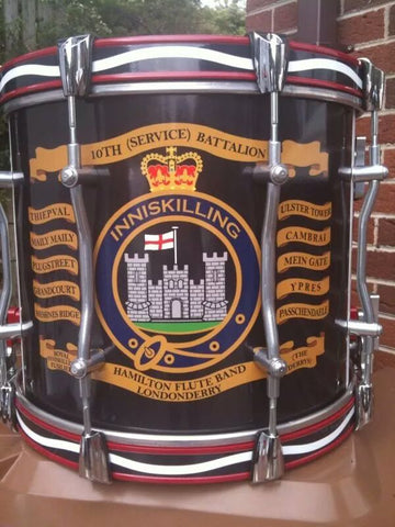 Drum Wraps. Call for Price