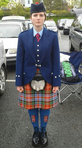 Jacket & Kilts outfits. Call for Price