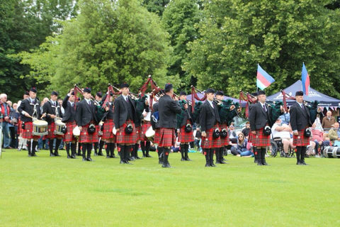 Pipe Band Uniforms,Call for Price