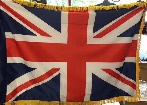 Union Flag for outdoor carrying. Call for price