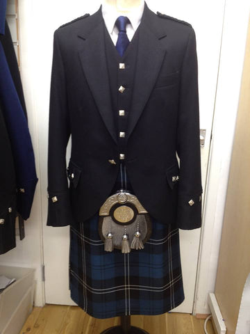 Pipe Band complete outfit