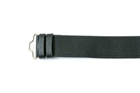 Kilt Belt velcro Black