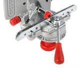 Oregon 410-230 Bench Chainsaw Chain Grinder / Sharpener - Vice Detail