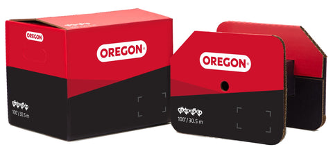 20BPX100R - Oregon Type 20BPX Saw Chain 100' Roll - NewSawChains