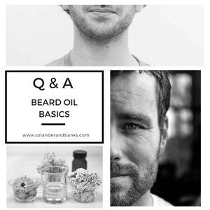 Beard Oil Basics - Q & A