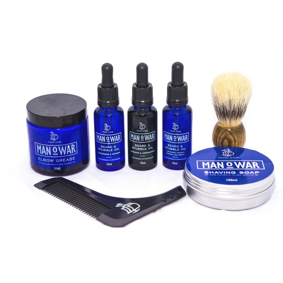 Man O War Gift Pack - Solander & Banks