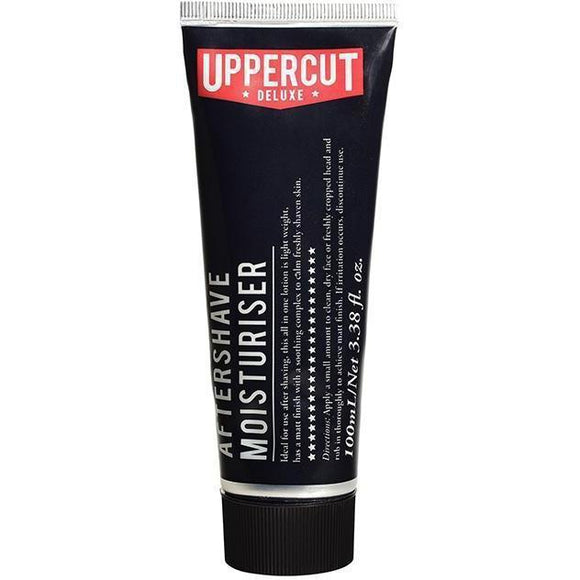 Uppercut Deluxe Aftershave Moisturiser (100ml) - Solander & Banks
