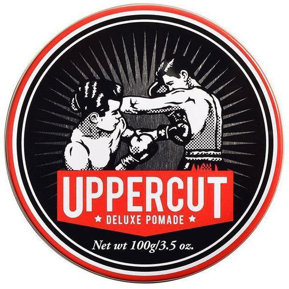 Uppercut Deluxe Pomade (100g) Mens Hair Product - Solander & Banks