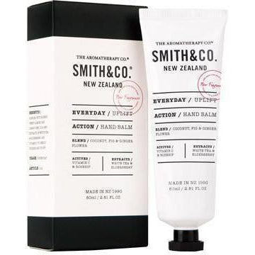 Smith & Co Hand Cream - Uplift - Coconut, Fig and Ginger - 80ml - Solander & Banks