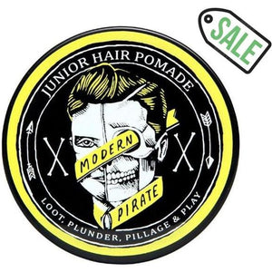 Modern Pirate Junior Hair Pomade (100g) Mens Hair Product - Solander & Banks