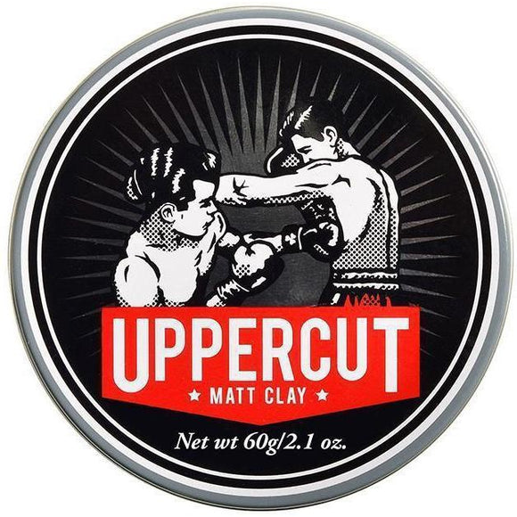 Uppercut Deluxe Matt Clay (60g) Mens Hair Product - Solander & Banks