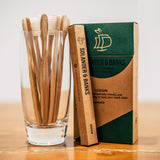 Bamboo Toothbrushes Medium Bristle 12 Pack - S&B Basics Range - Solander & Banks