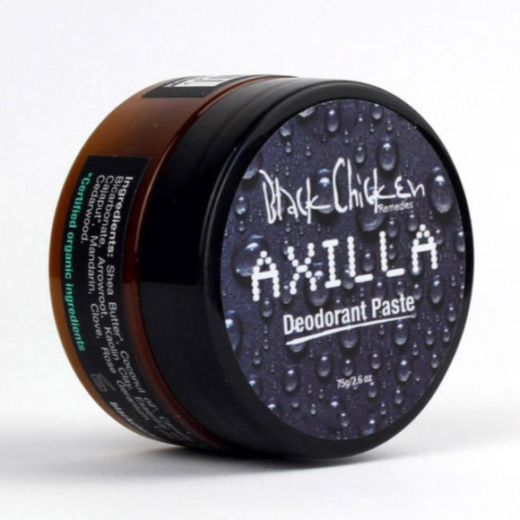 Axilla Deodorant Paste 75gm Black Chicken Remedies - Solander & Banks