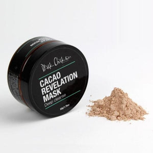 Black Chicken Remedies Cacao Revelation Mask Pack | Organic Deep Cleanse NEW - Solander & Banks