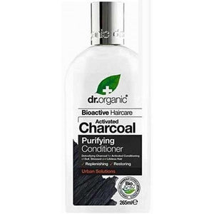 Charcoal Conditioner 265ml Dr Organic - Solander & Banks