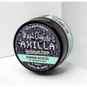 Black Chicken Sensitive Skin Deodorant Axilla Paste Barrier Booster 75g - Black Chicken Remedies - Solander & Banks