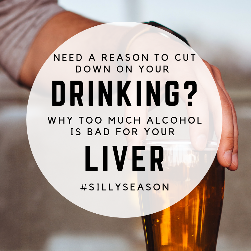 Need a Reason to Cut Down on Your Drinking? Why Too Much Alcohol is Bad for Your Liver
