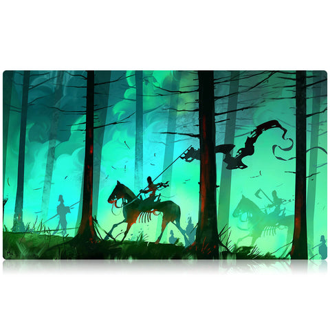 All Zombies Now Playmat
